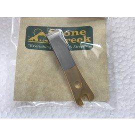 Stone Creek Nipper (Gold or Matte)