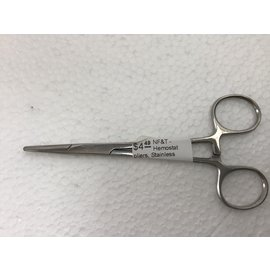 NFT NF&T - Hemostat pliers, Stainless