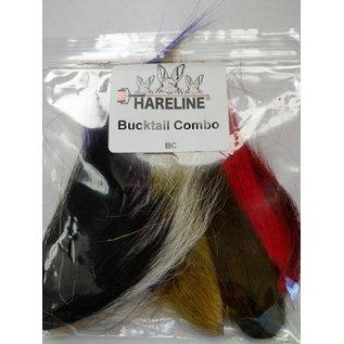 Hareline Bucktail Combo