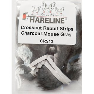 Hareline Cross-Cut Rabbit Strips