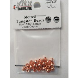 Slotted Tungsten Bead Head