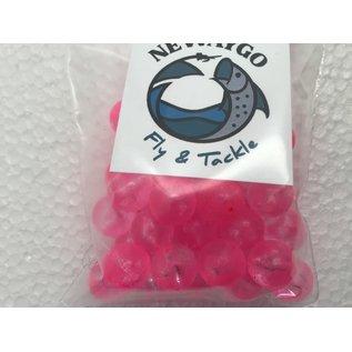 NF&T ProPk Bead Hot Pink UV 12mm