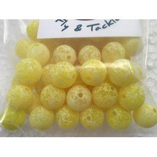 NF&T Pro Pack Beads Lemon UV 10mm 50