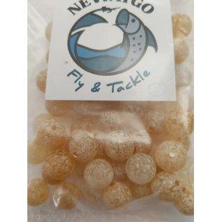 NF&T Pro Pack Beads Brn OliveUV 10mm 50