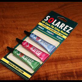 Solarez Solarez Fly Tie 3 Pack