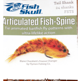 Articulated Fish Spine Shanks