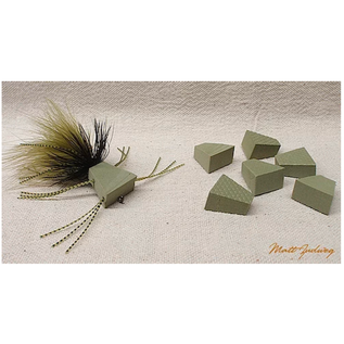 Boneyard Fly Gear ZudBubbler Popper Body
