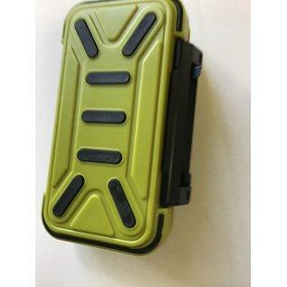 Waterproof Green Fly Box