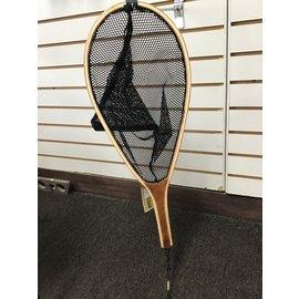 Adams Built Teardrop Net, Wooden Handle