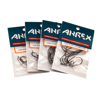 Ahrex Tp650 26 Degree Bent Streamer Hook Size #1