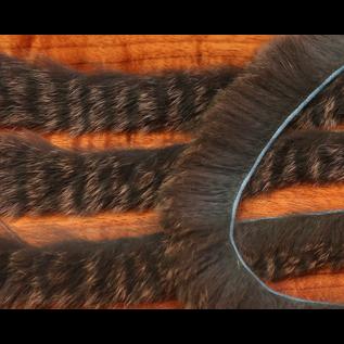 Hareline Black Barred Squabbit Strips
