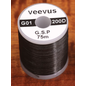 Hareline 200 Denier Gsp Veevus #11 Black