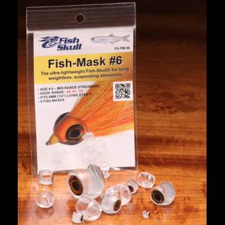 Fish Skull Fish Skull Fish Mask