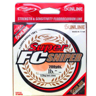 Sunline FC Sniper Flurocarbon