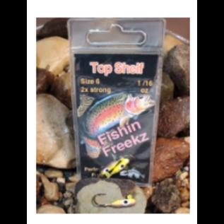 FishinFreekz Fishin'Freek Jigs 1/16oz