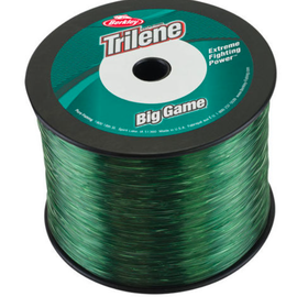 PURE FISHING TRILENE 15# BIG GAME GREEN