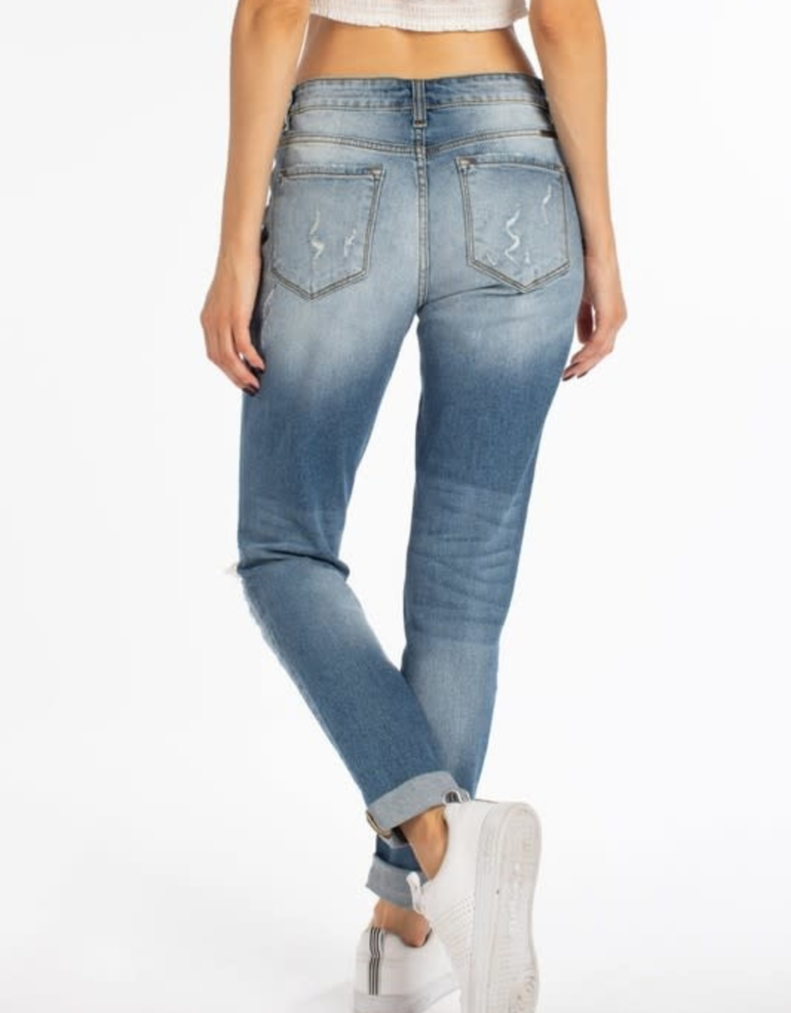 Jeans Kc8364m High Rise Mom Jeans Edgewood Outfitters