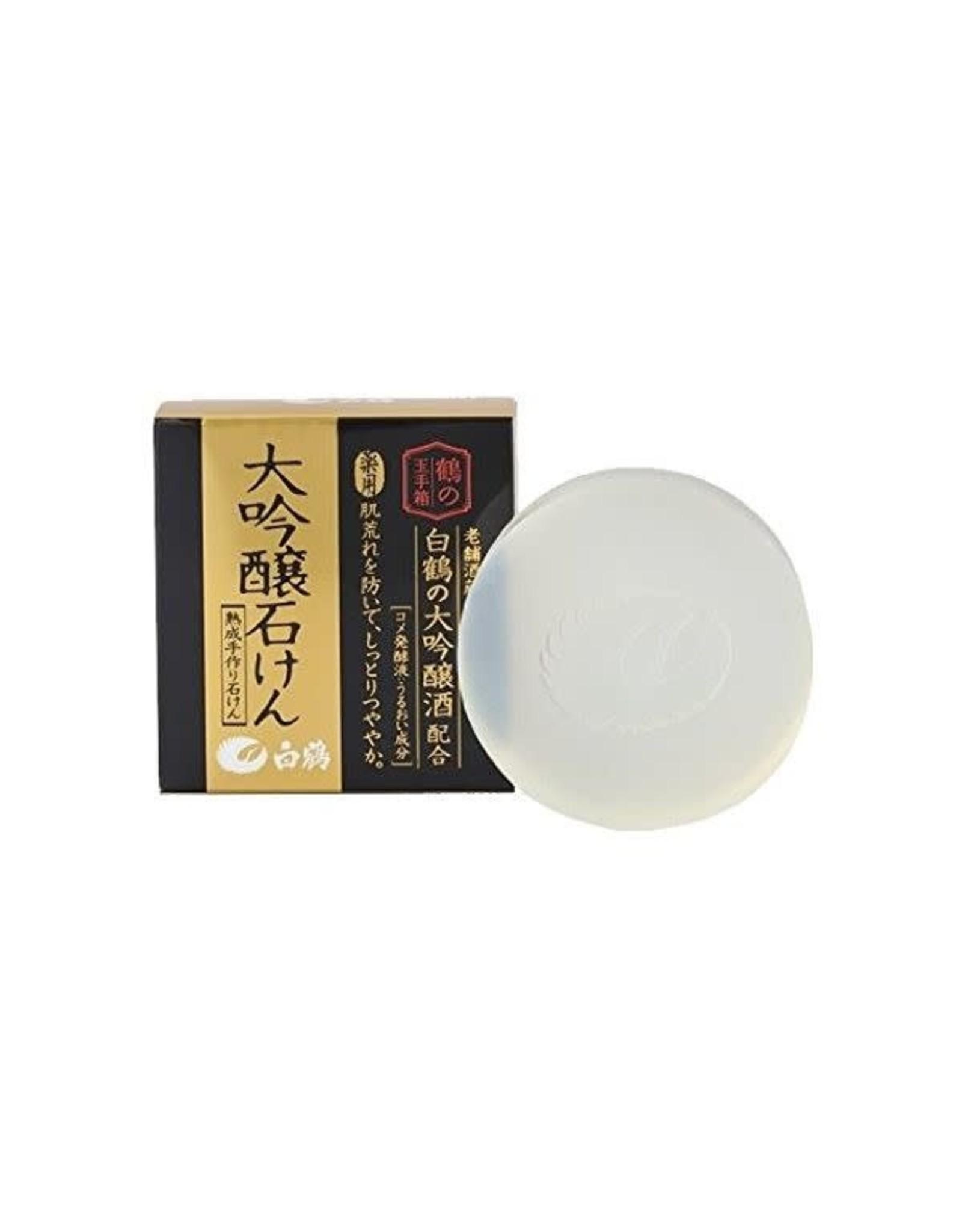 Hakutsuru Tamatebako Daiginjo Bar Soap