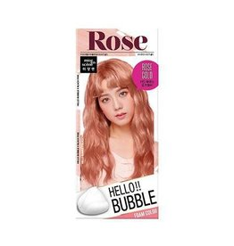 Mise En Scene Hello Bubble Hair Foam Color 11RG Rose Gold