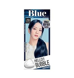 Mise En Scene Hello Bubble Hair Foam Color