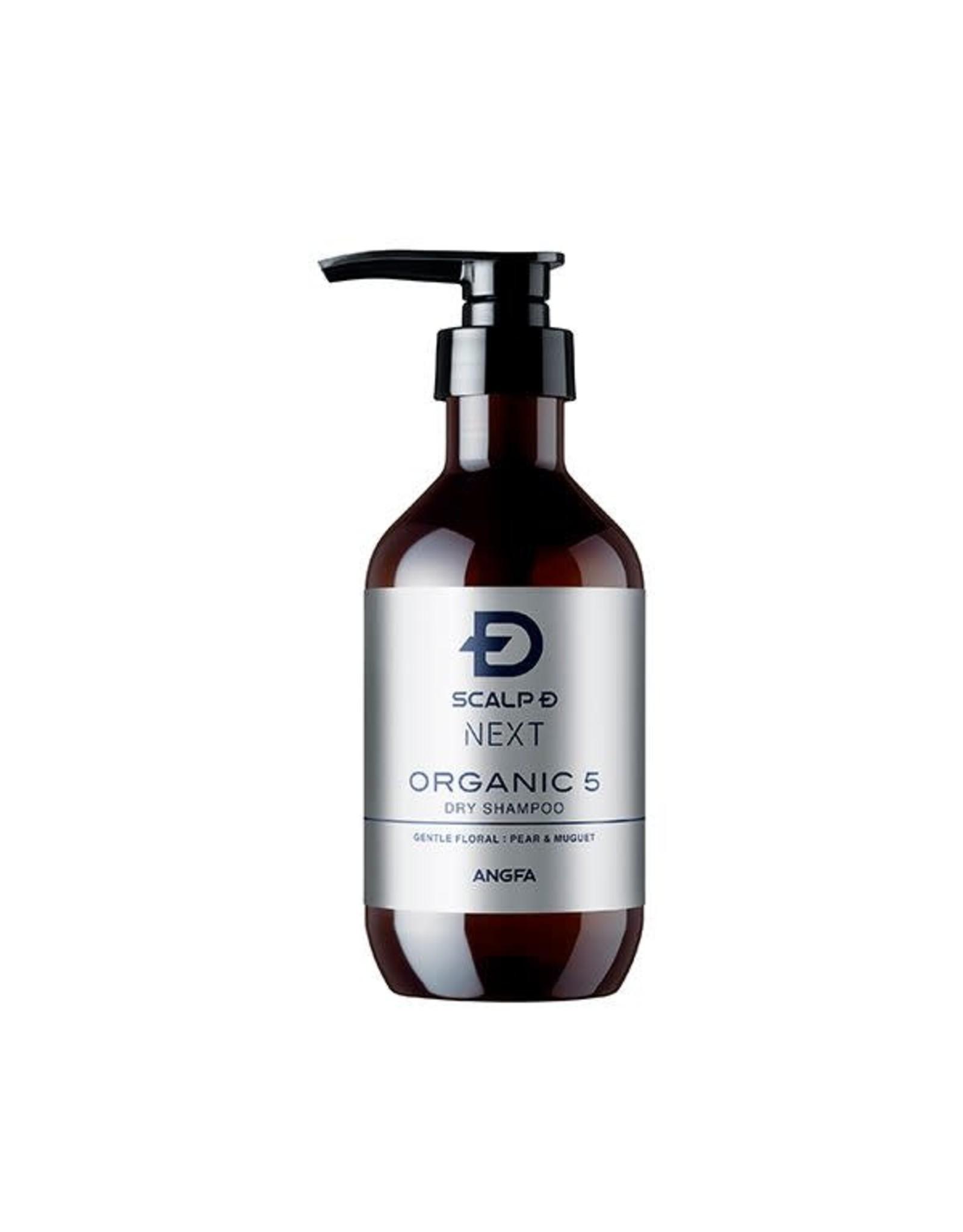 Angfa ANGFA Scalp D Next Organic 5 Shampoo Dry