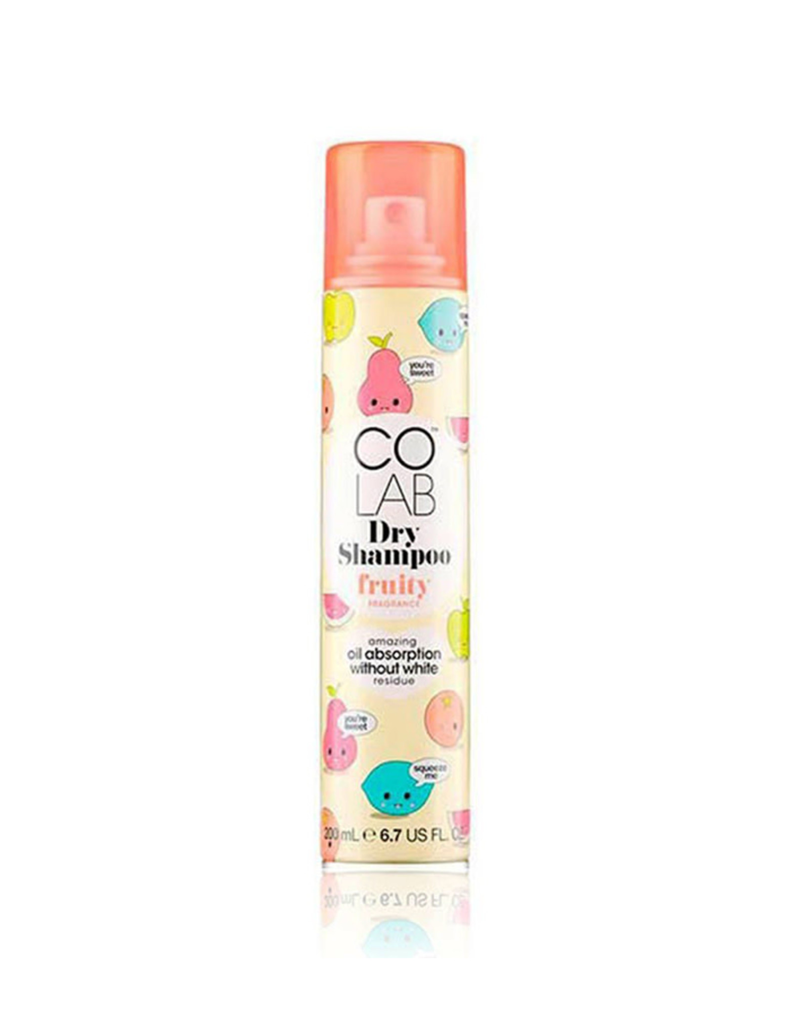COLAB COLAB Dry Shampoo Fruity 200 ml