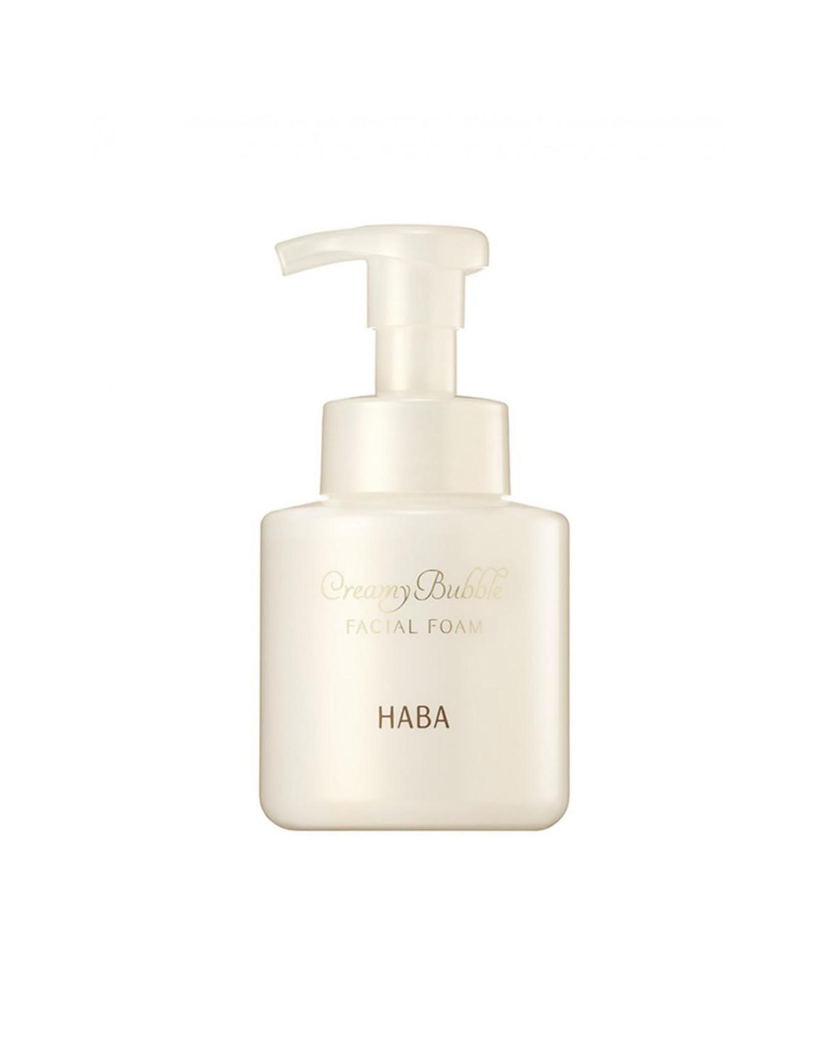 HABA Haba Creamy Bubble Facial Foam