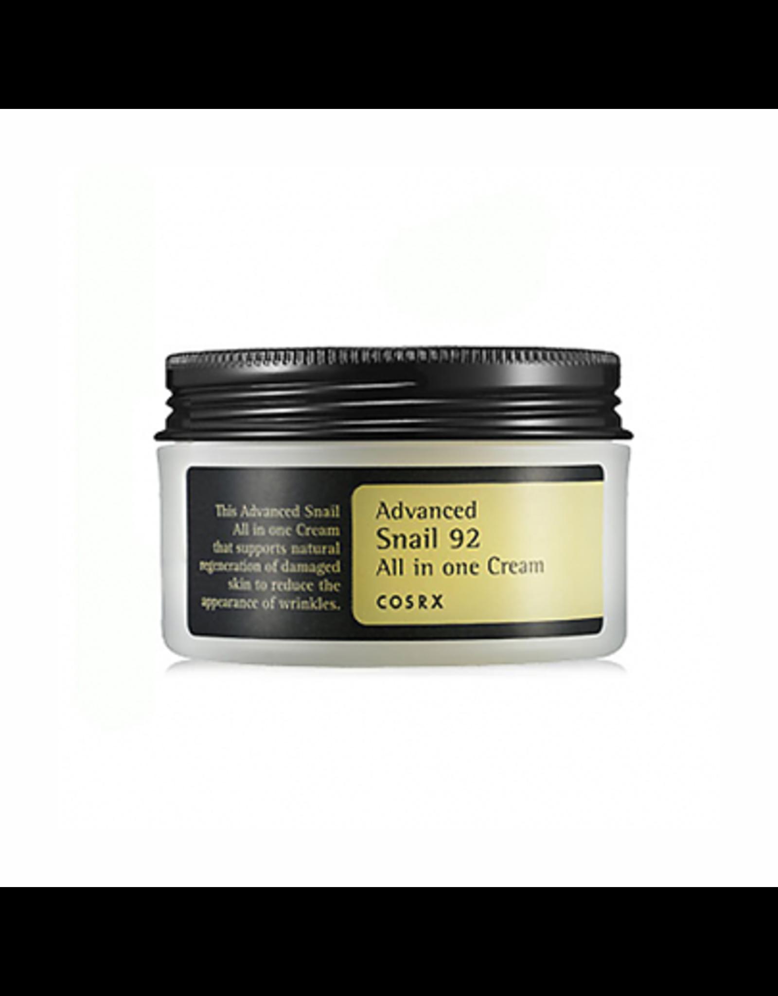 Cosrx Cosrx Advanced Snail 92 All In 1 Cream 100g