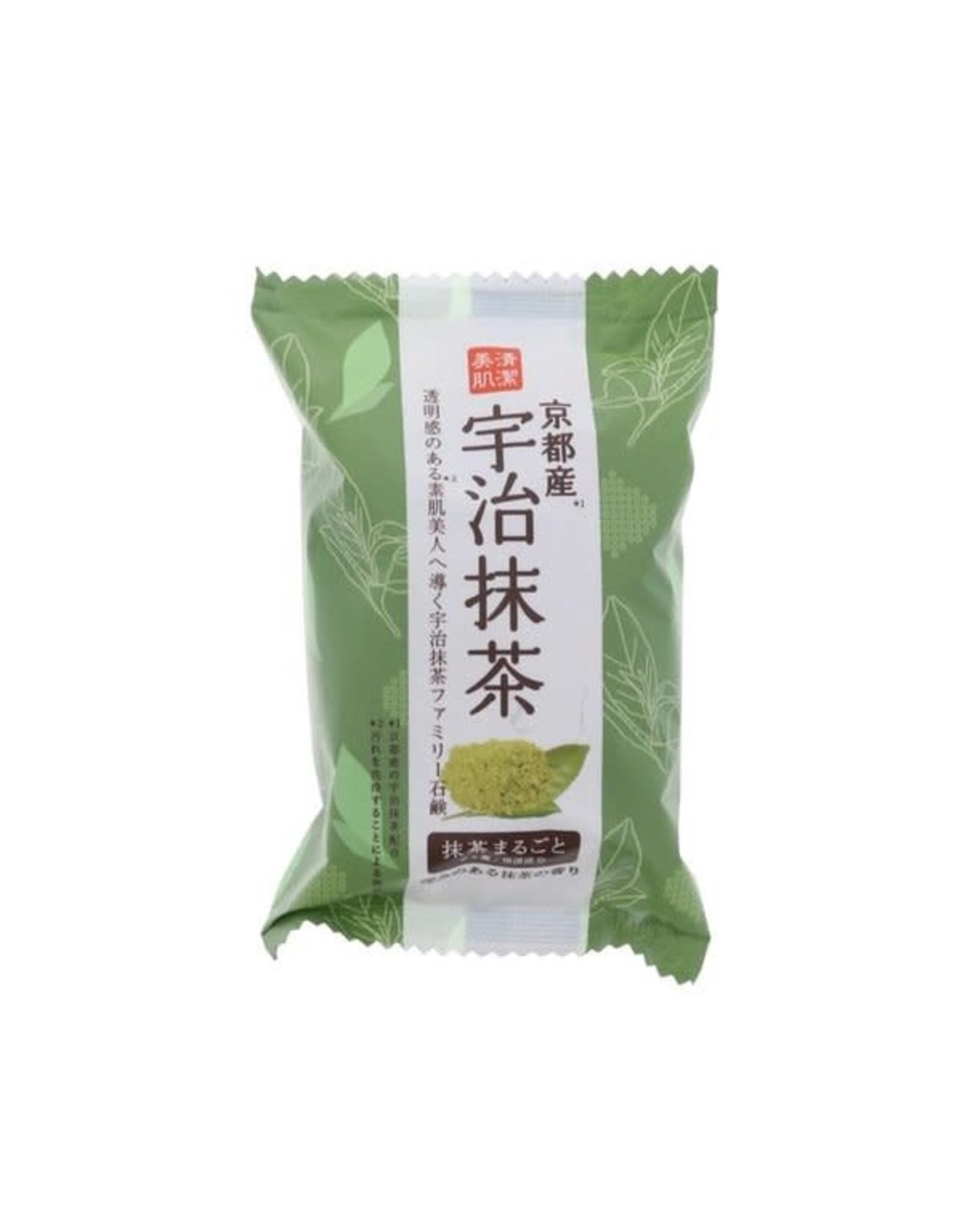 Pelican Pelican Family Matcha Green tea Soap