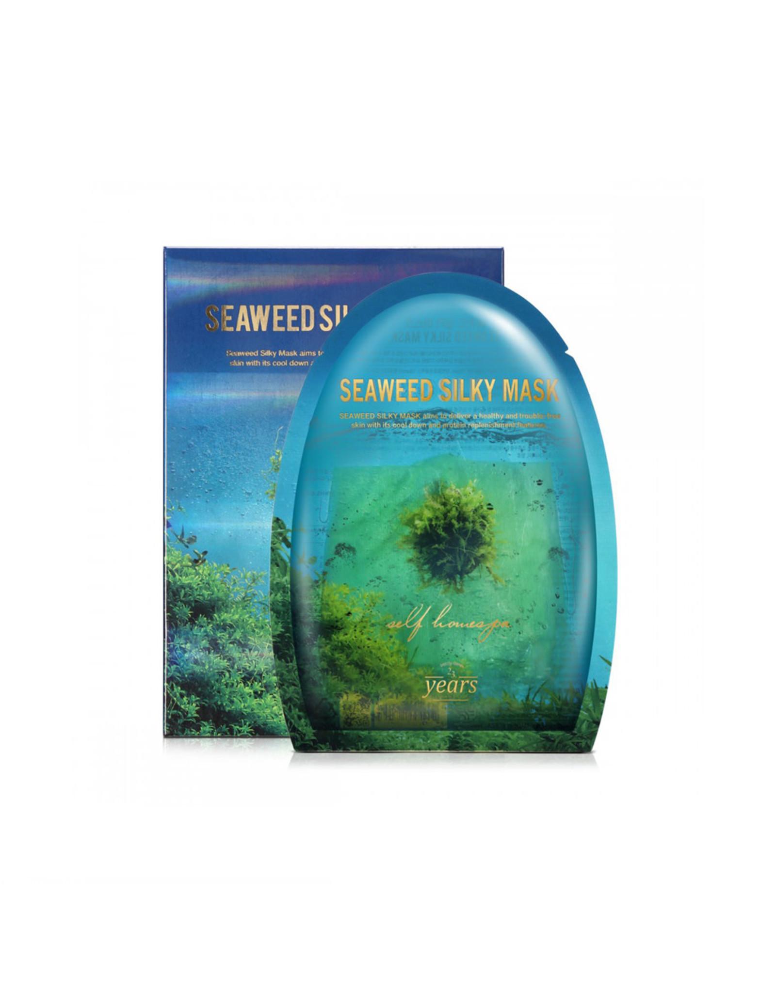 23 Years old 23 Years Old Seaweed Silky Mask Box