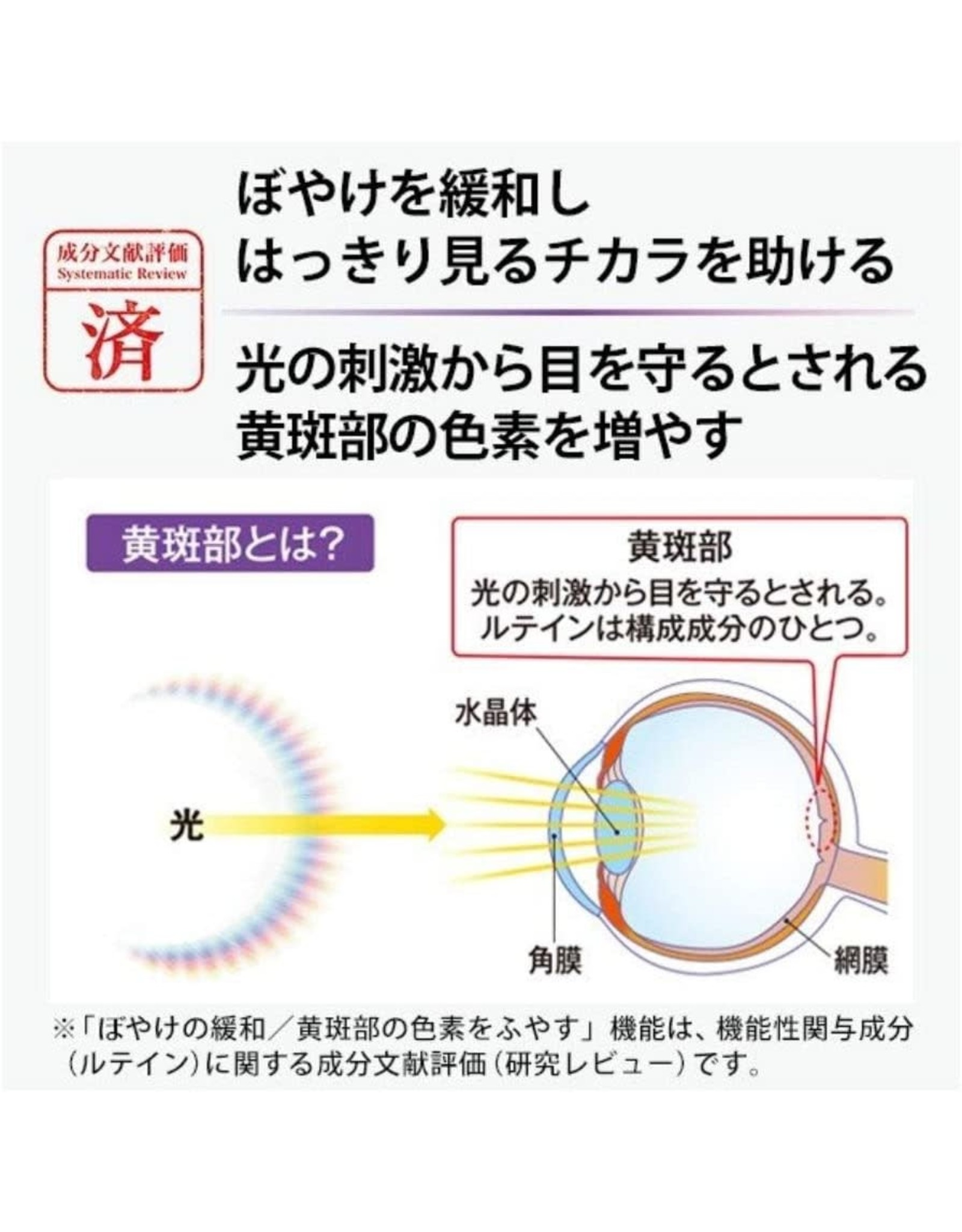 Fancl Fancl Focus Adjustment 60 caplets 30 days
