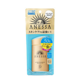 Shiseido Shiseido Anessa Perfect Milk UV Sunscreen SPF50+ PA++++ 60ml New Version