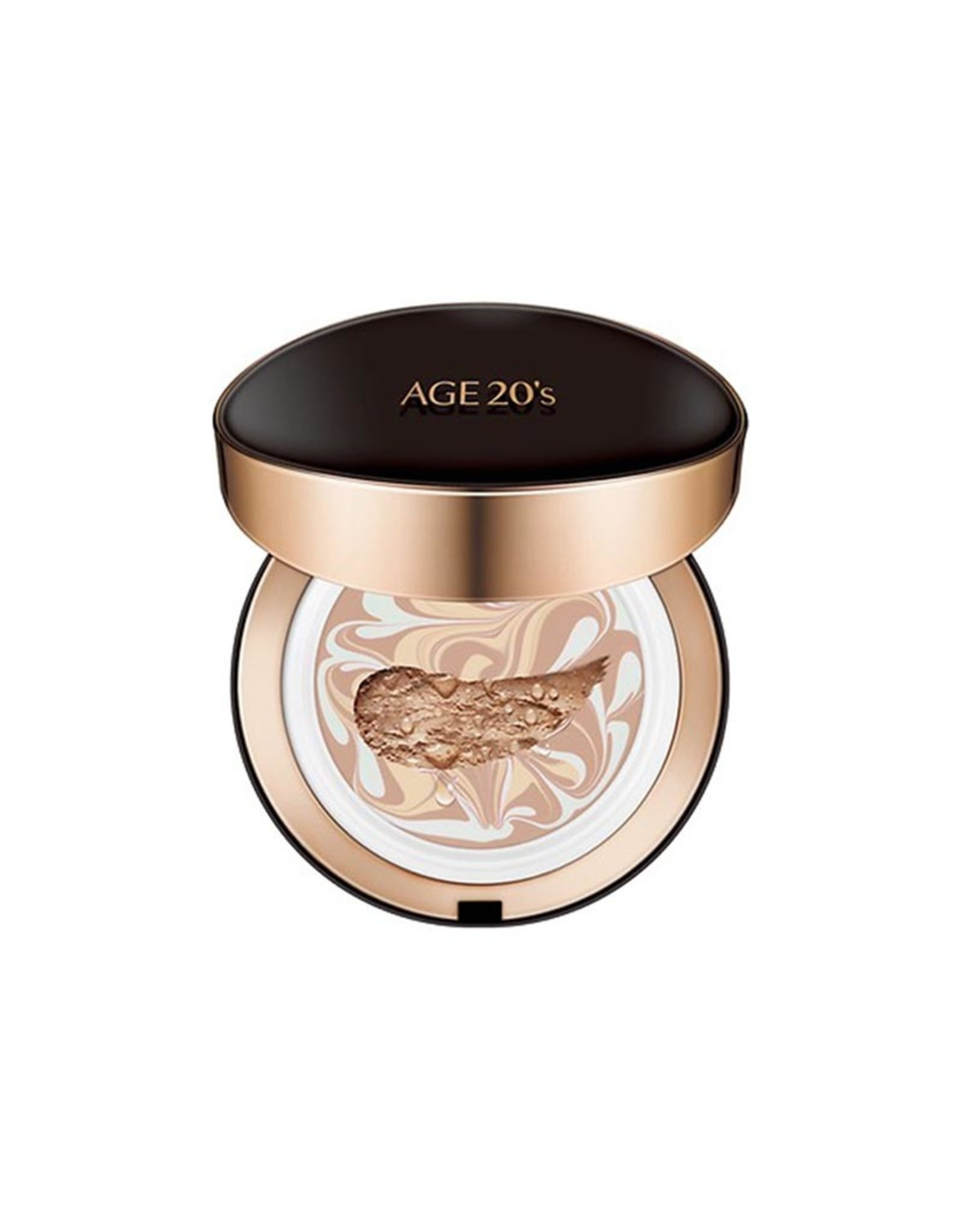 Age 20's Age 20's Signature Essence Cover Pact Intense Cover