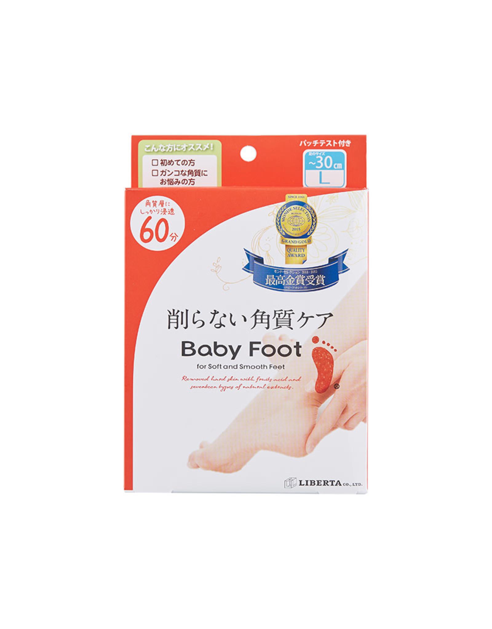 Liberta Liberta Baby Foot 60 Mins