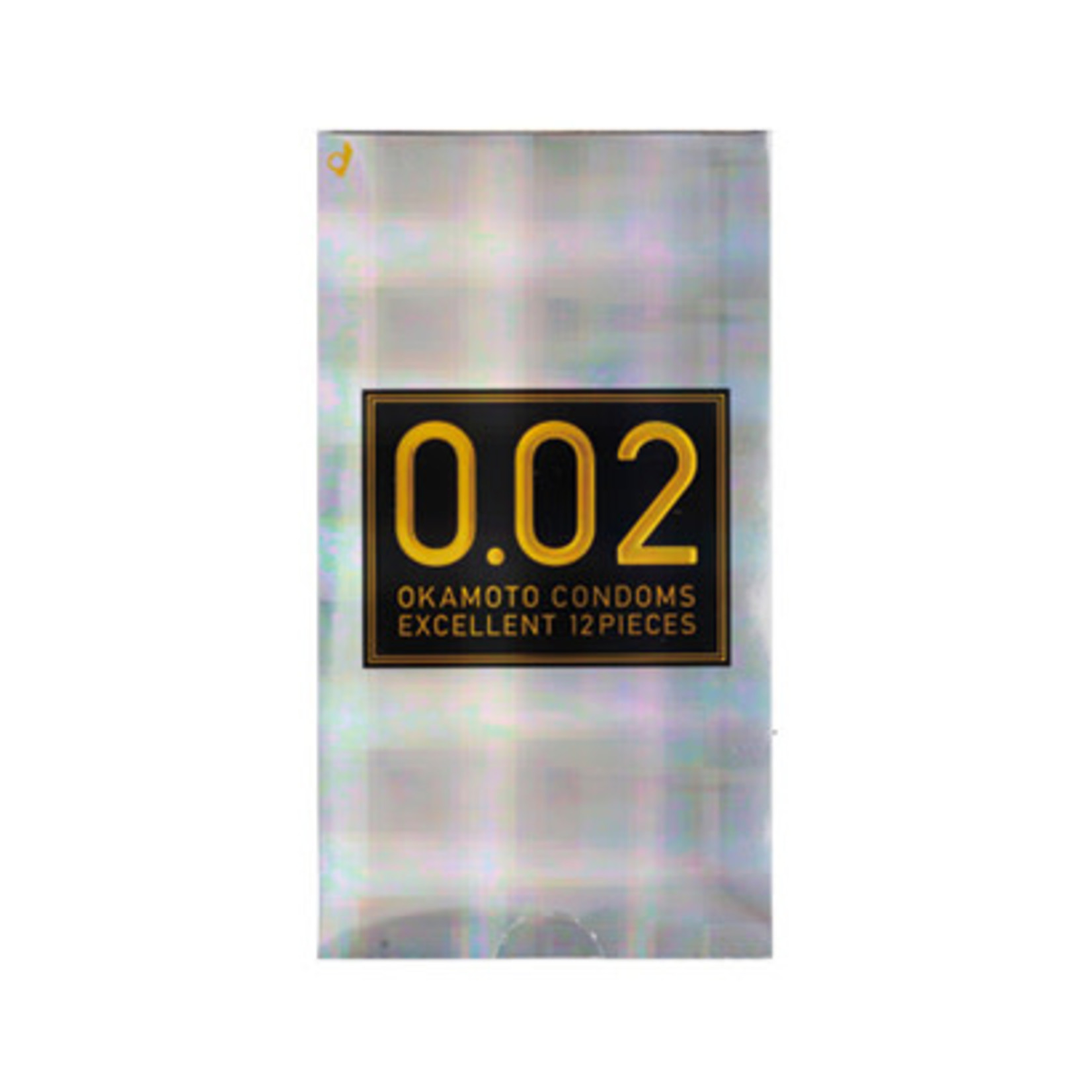 Okamoto Okamoto 0.02 Condom Excellent 12pcs