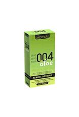 Okamoto Okamoto 004 Condom Aloe 10Pcs