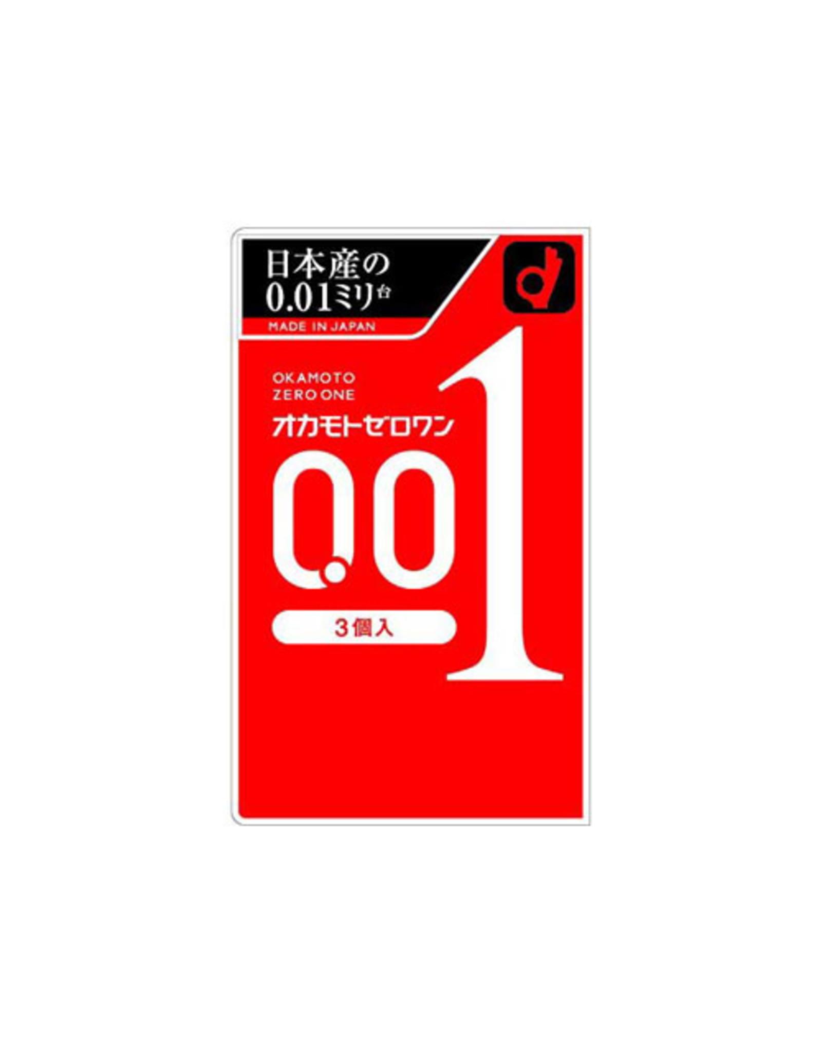 Okamoto Okamoto Zero One 0.01 Condom