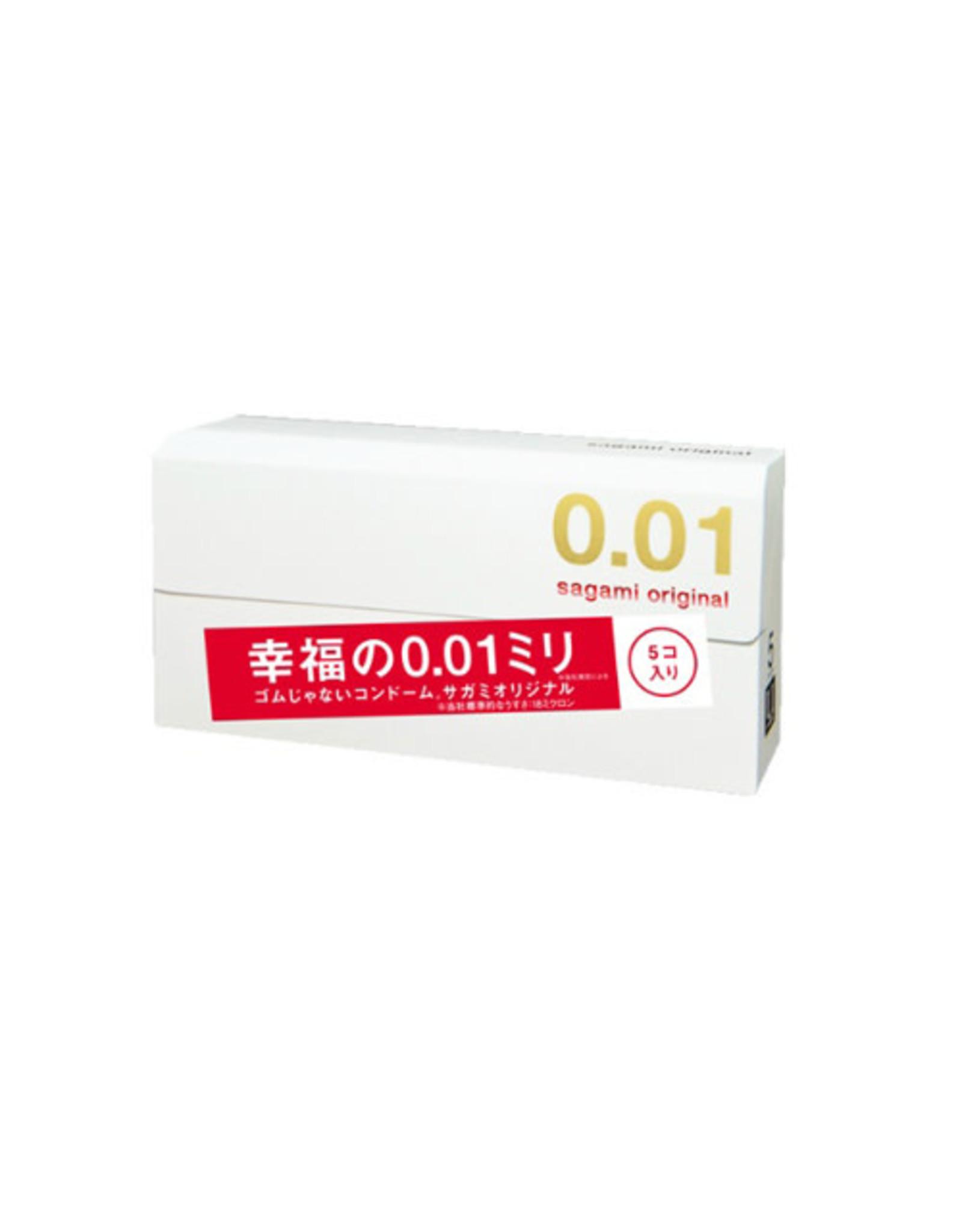 Sagami Sagami Original 001 Condom 5Pcs