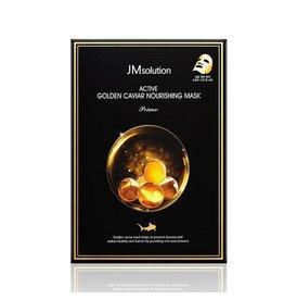 JM Solution JM Solution Active Golden Caviar Nourishing Mask