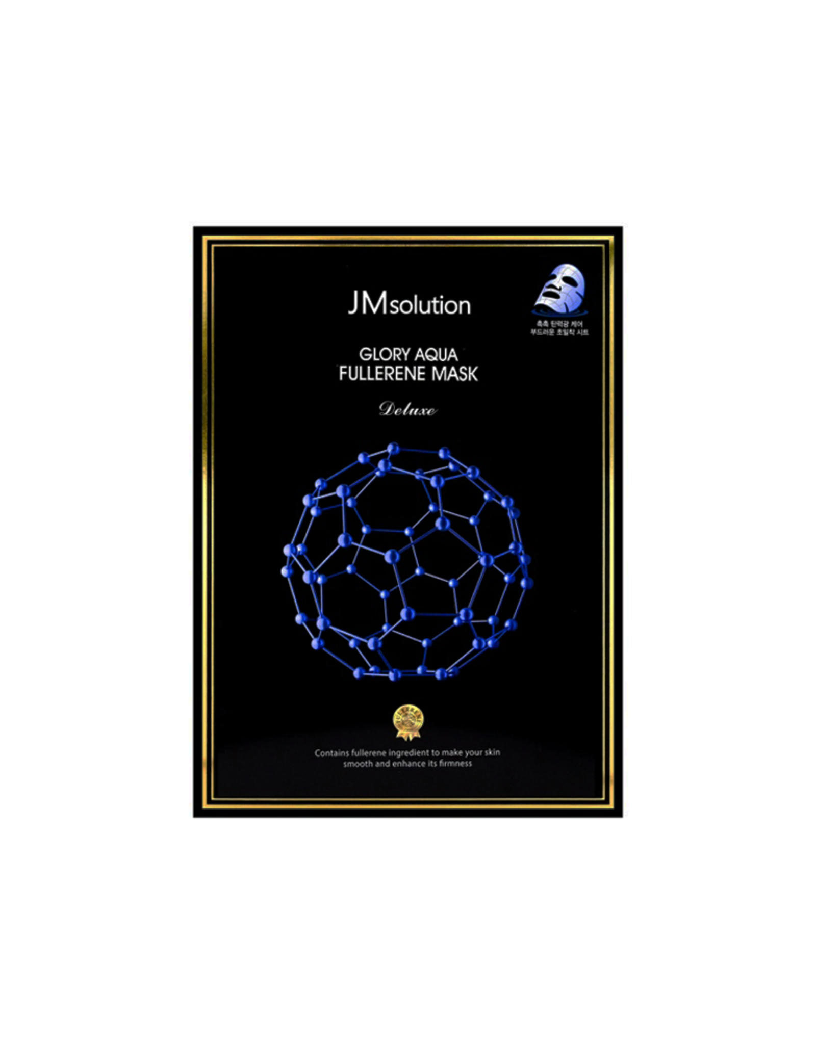 JM Solution JM Solution Glory Aqua Fullerene Mask