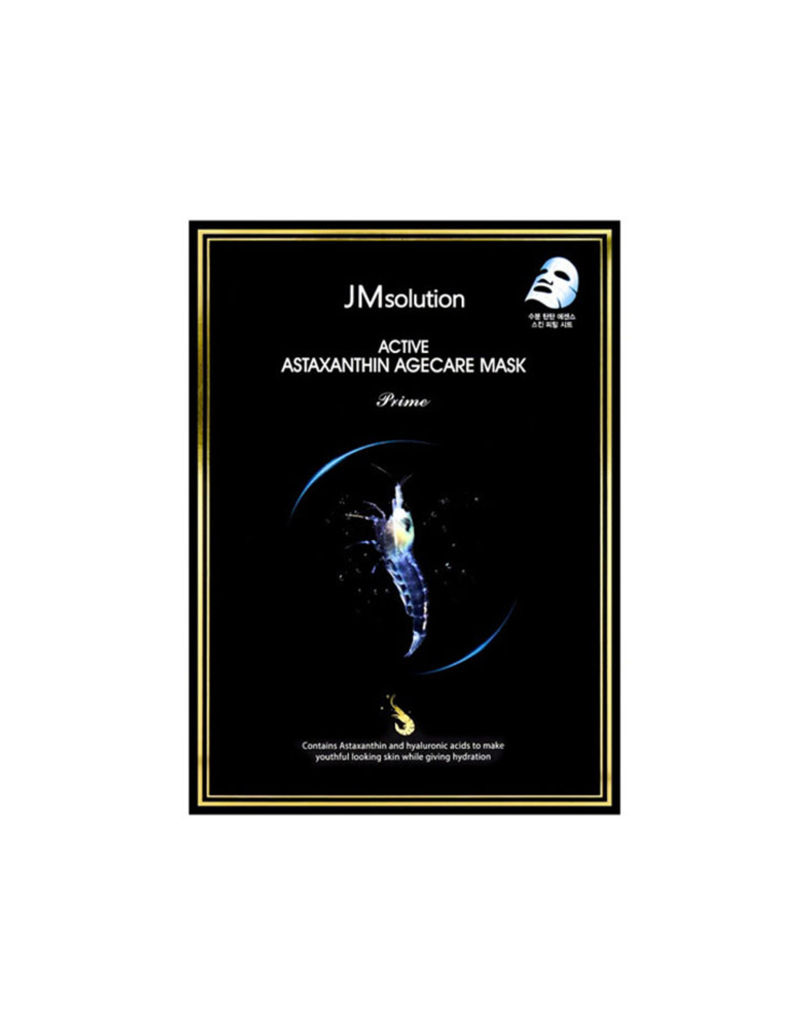 JM Solution JM Solution Active Astaxanthin Agecare Mask