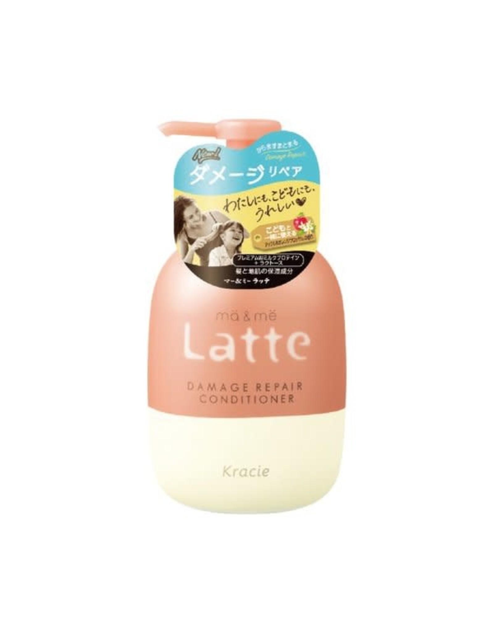 Kracie Kracie Ma&Me Latte Damage Repair Conditioner