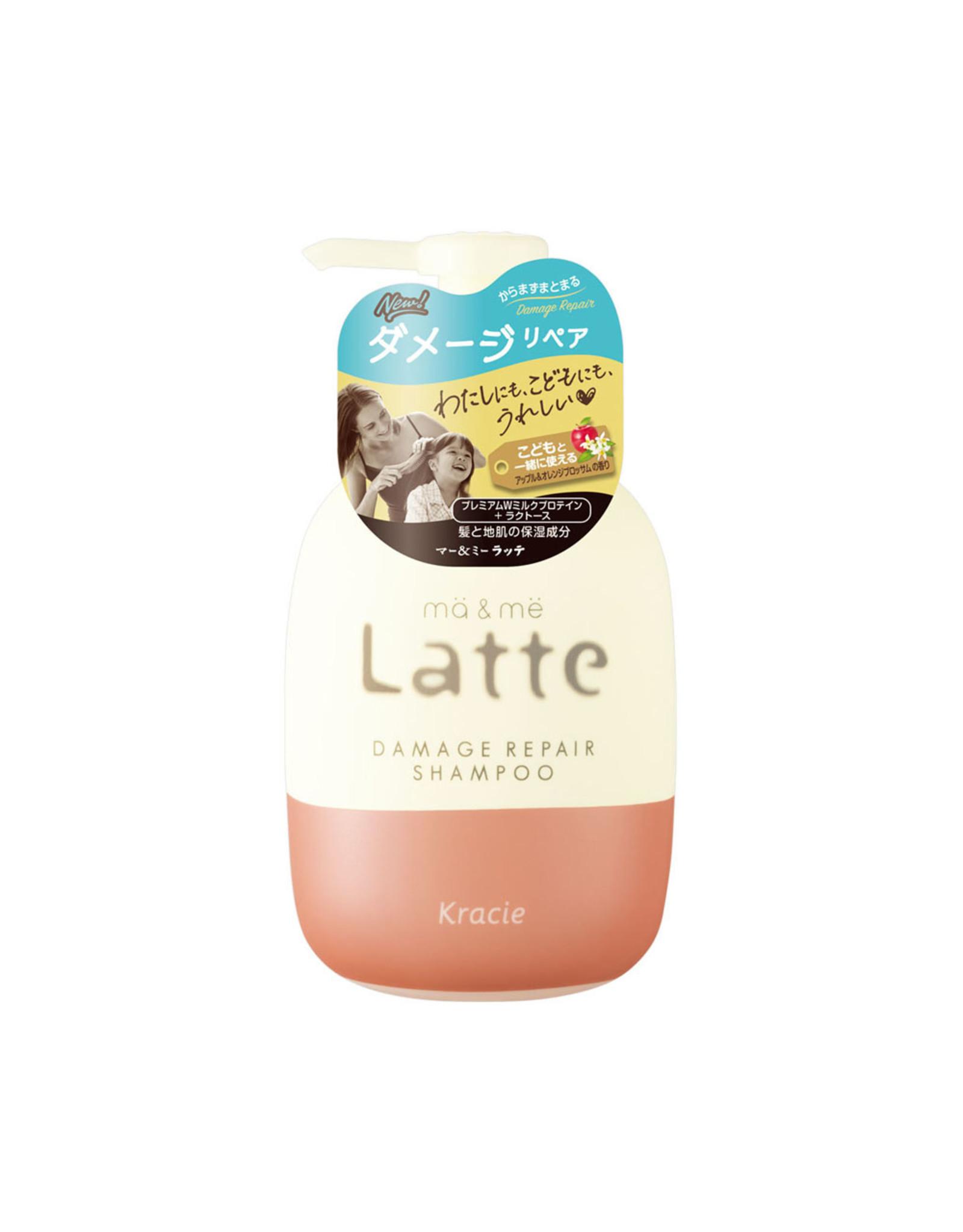 Kracie Kracie Me&Me Latte Damage Repair Shampoo