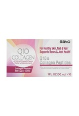 Sato Sato Pharmaceutical Q10 & Collagen Drink