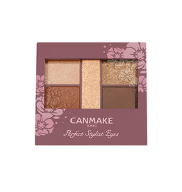 Ishizawa Lab Canmake Perfect Stylist Eyes 23 Apricot Peach
