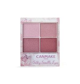Ishizawa Lab Canmake Silky Souffle Eyes 06 Topaz Pink