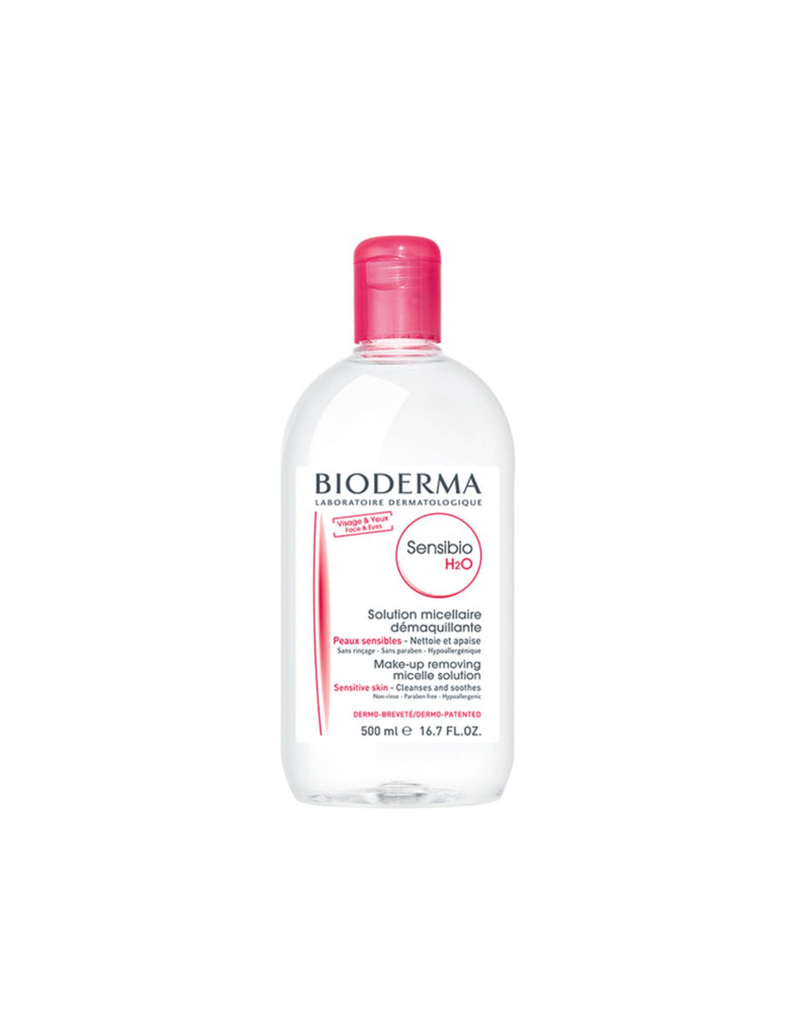 Bioderma Bioderma Sensibio H2O Makeup Remover 500ml