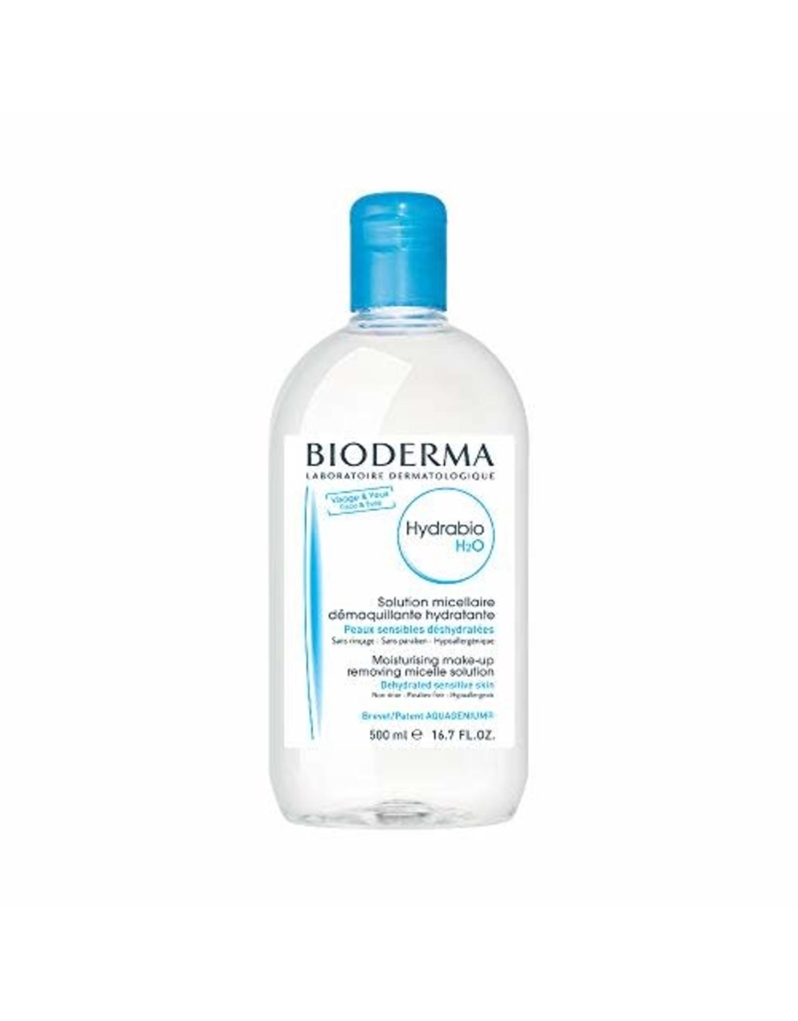 Bioderma Bioderma Hydrabio H2O 500ml + Hydra Bio Essence