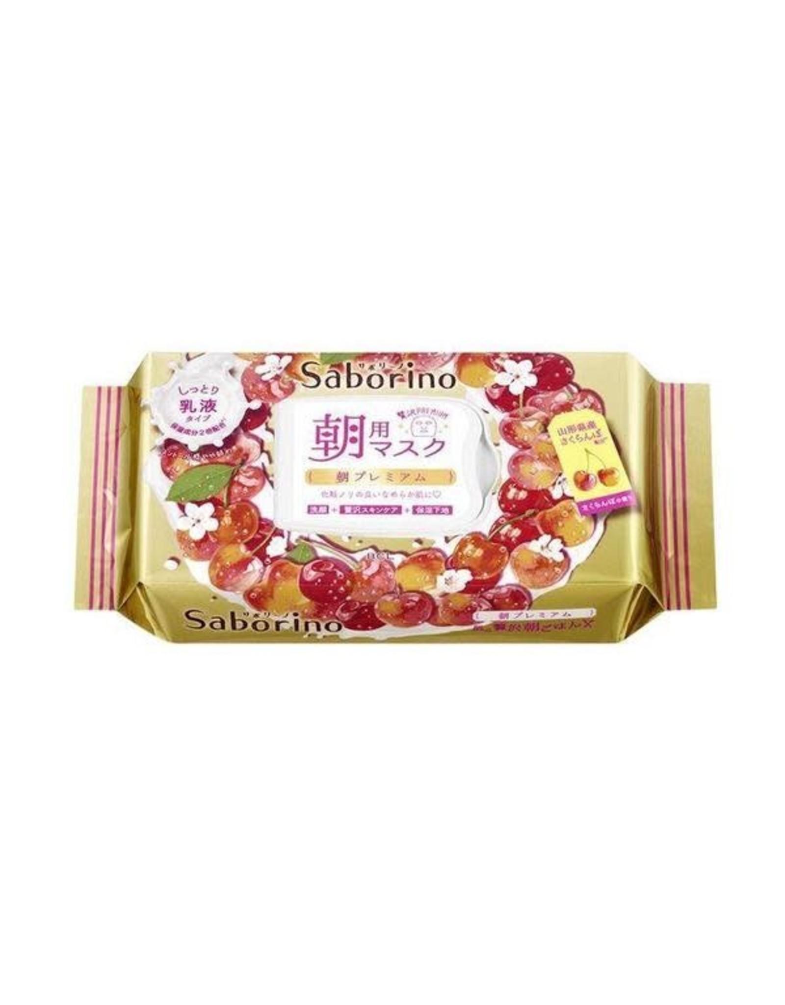 BCL BCL Saborino Premium Morning Mask - Cherry