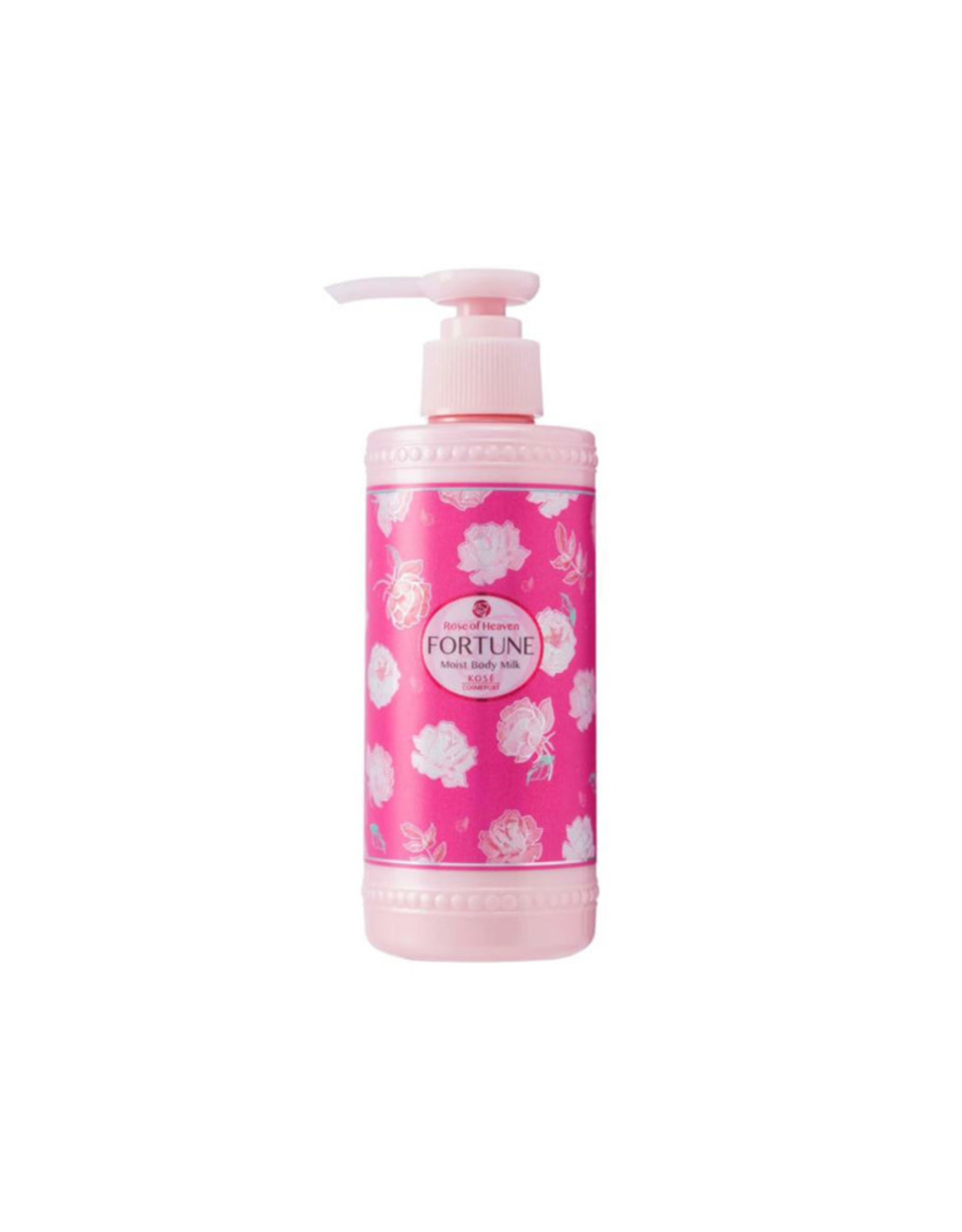Kose Kose Rose of Heaven Fortune RH Body Milk - Moist